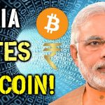 India Loves Their Cashless Society, But Hates Bitcoin! – Here's Why