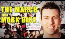 LIVE: Mark Dice and The March Against Freedom