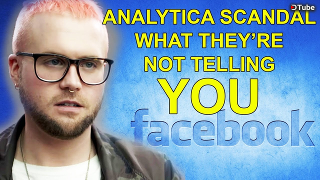 Everything They're Not Telling You About Cambridge Analytica And Blocking The Blockchain