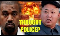 What Did Kanye And Kim Jong Un Just Say? Thought Police