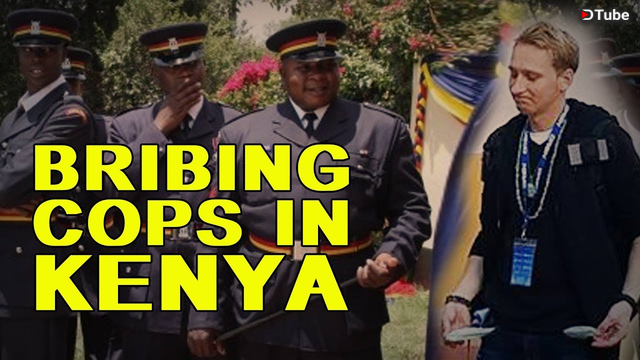 How To Bribe A Police Officer In Nairobi, Kenya