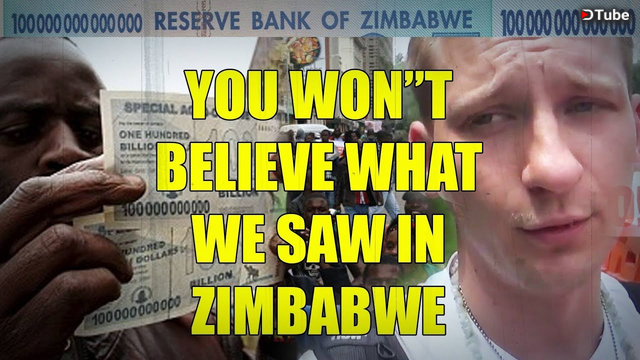 You Won't Believe What We Saw In Zimbabwe