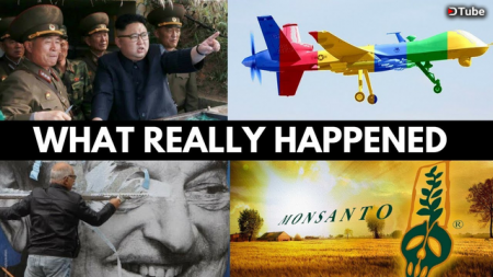 North Korea Walks Away From Peace? Blow Dealt To Soros, Monsanto and Google