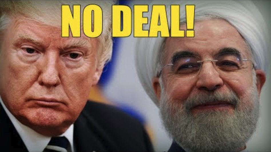 Iran: Trump Announces Plan For A New Deal Or No Deal At All