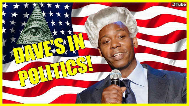 Dave Chappelle Gets Into Politics