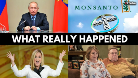 Putin's Major Shift In Policy, Samantha Bee and Roseanne Barr Say Something!