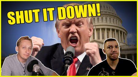 WRC Cast 8 – Trump Threatens To Shut It Down!