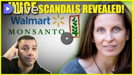 Monsanto's Lawsuit, Walmart's Spying, And Clare Bronfman Arrested!