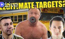 Are Alex Jones And School Buses Legitimate Targets?
