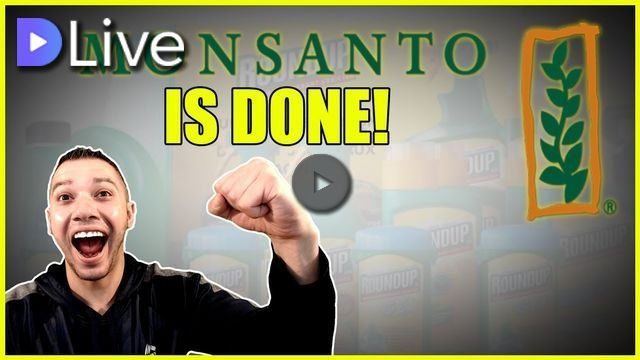 It's All Over For Monsanto