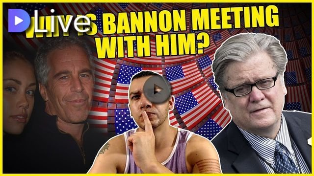 Why Is Steve Bannon Meeting With Him?