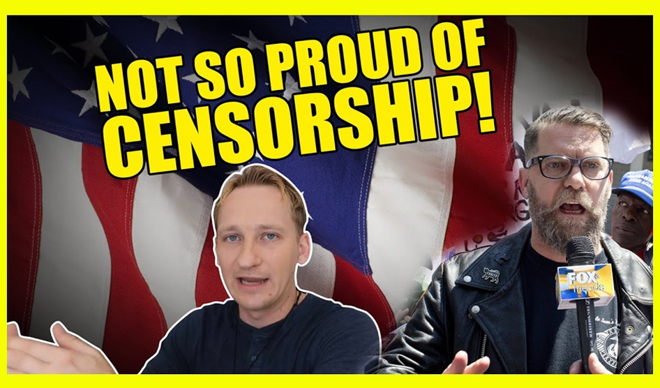 Exposing Media Censorship While The Mainstream Cries Wolf!