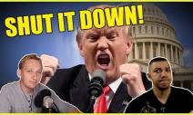 Trump Threatens To Shut It Down!