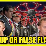 Venezuela Drone Coup or False Flag?
