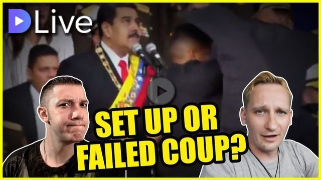 What Just Happened In Venezuela To Maduro!