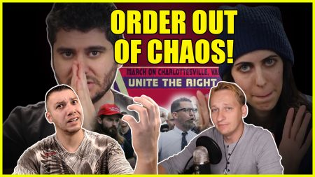 WRC Cast 10 – Order Out Of Chaos With Unite The Right, Proud Boys and H3H3