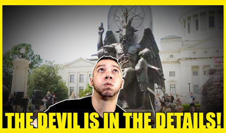The Truth About The Baphomet Statue – The Devil's In The Details!