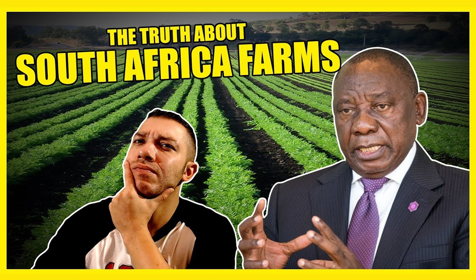 What's Really Happening In South Africa?