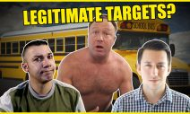 WRC Cast 11 – Are Alex Jones And School Buses Legitimate Targets?