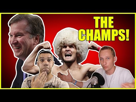 Khabib Debate! Kavanugh And China Take Over!