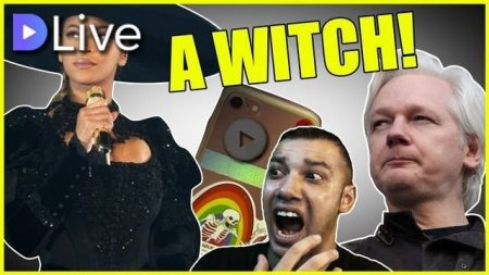 Assange Warns About AI, Is Beyonce A Witch And Apples Trust Score Exposed
