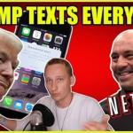 Review of Joe Rogan's New Netflix Special, Trump Texts EVERYONE!