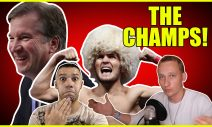 WRC Cast 18 – Khabib Debate! Kavanugh And China Take Over!