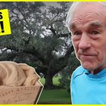 Ron Paul With Baby Liberty