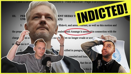 Bombshell! Assange Indicted! What Does This Mean For The Mueller Probe?
