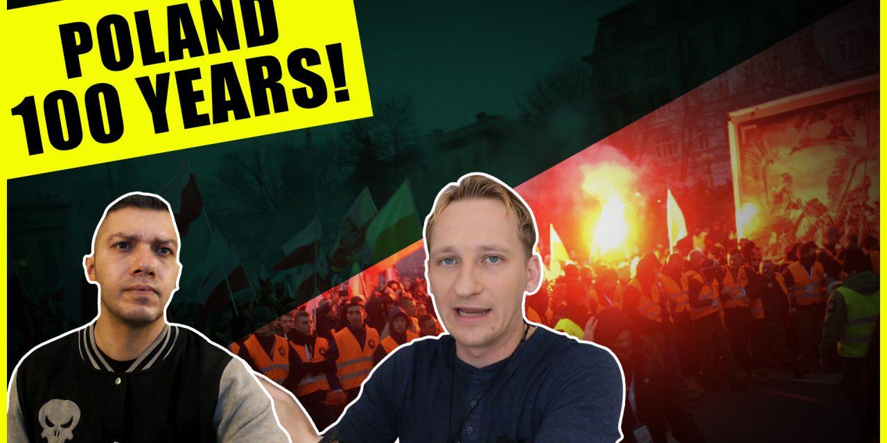 WRC Cast 23 – Poland Turns 100 And Media Lies!