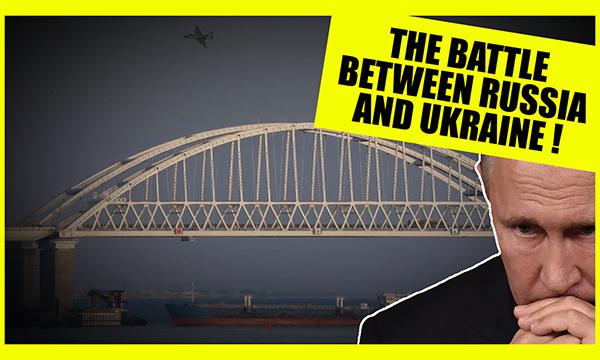 Why Did Russia Just Ram Ukrainian Ships?
