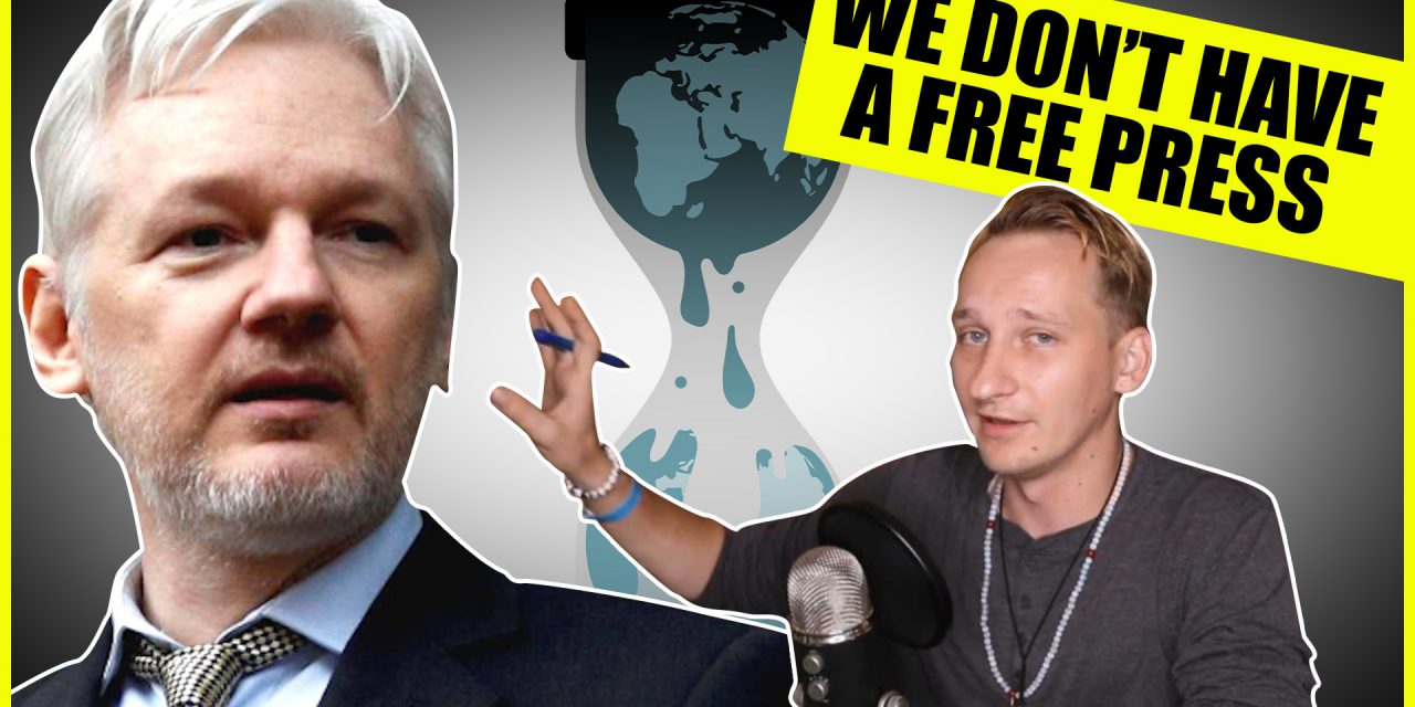 Trump Loved The Wikileaks! So Why Did He Indict Assange?