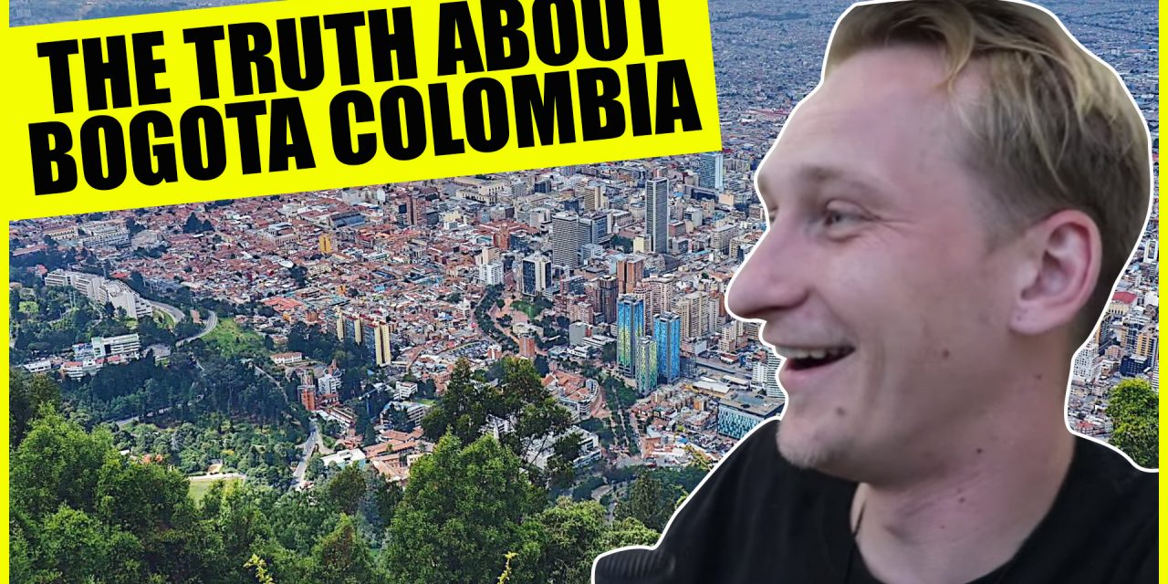 Speaking With Actual Colombian Citizens About Bogota