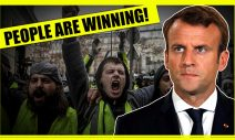 May Stays, While Macron Out? Trumps In Trouble