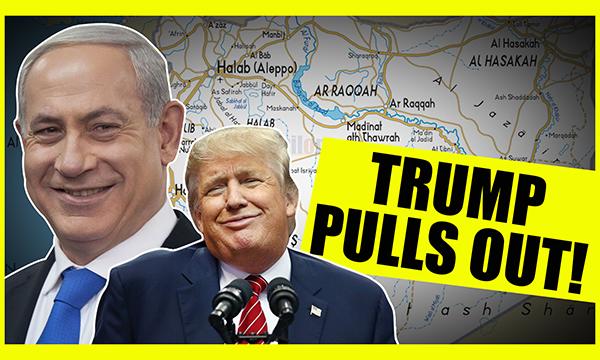 Trump Pulls Out! His Secret Deal Explained