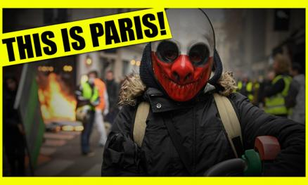 Total Media Blackout! Paris Is Far Worse Than They Will Tell You!