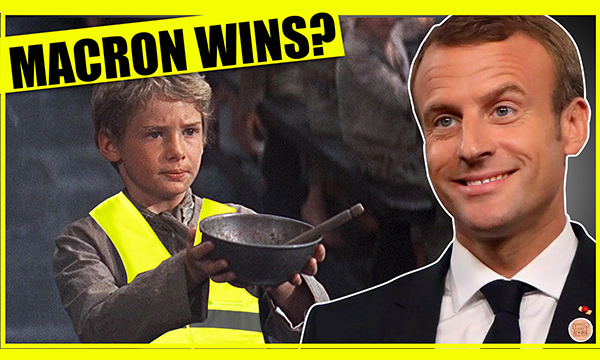 Is Macron Winning In France?