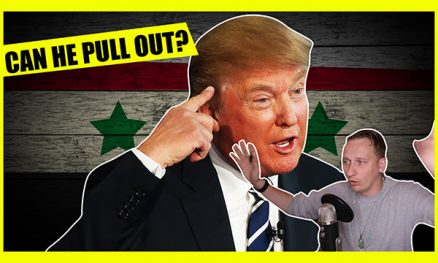 Trumps Big Foreign Policy Move Explained, Pull Out?
