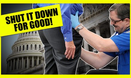 Keep The Government Shutdown! Why It Can Change Things For The Better