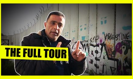 The Full Banksy Walled Off Tour