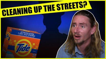 Florida Man Spent 41 Days In Jail For Tide Detergent