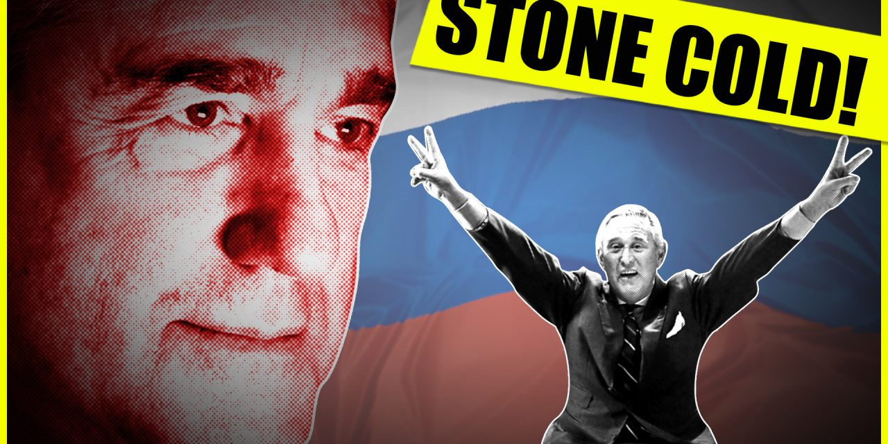What You're Not Being Told About Roger Stone Being Indicted By Mueller