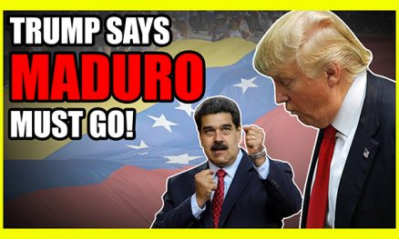 The Trump Administration Says MADURO MUST GO! But Why?