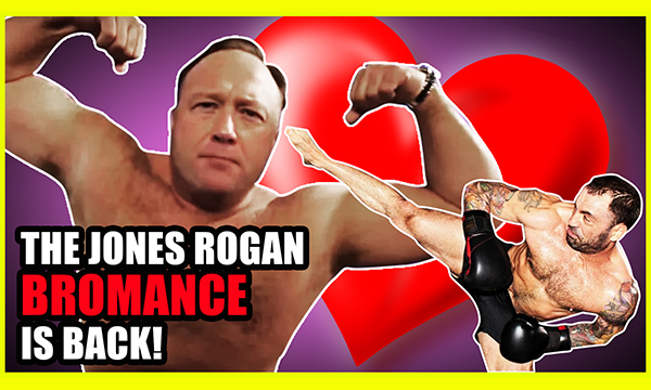 The Rogan Jones Bromance Is Back!