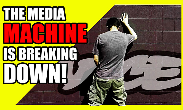 Vice, Buzzfeed The Beginning Of Far Left Total Media Collapse