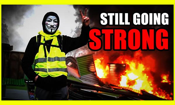 Media Black Out! Week 13 Begins In Paris France!