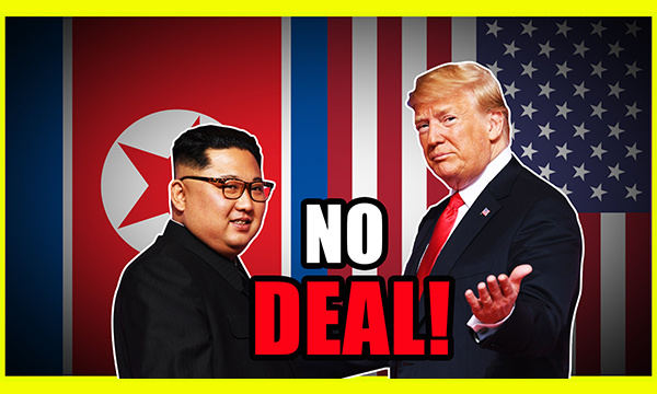 No Deal Why Did The Summit Fail?