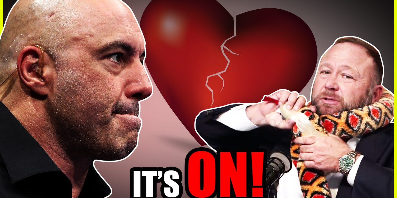 Joe Rogan Versus Alex Jones! Who Will Win?