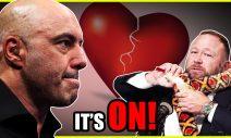 Joe Rogan Versus Alex Jones! Who Will Win?
