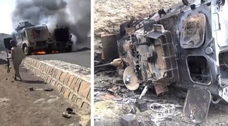 500 Saudi Troops Reportedly Killed in Devastating Houthi Attack on Saudi Arabia